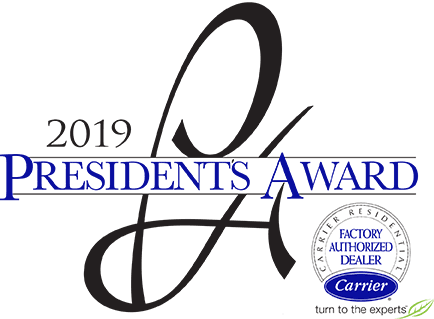 Carrier 2019 Presidents Award