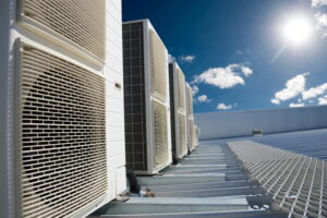 air-conditiong-units-on-roof